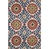 Bashian Rugs Seville Ivory/Navy Rug