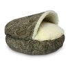 Snoozer Pet Products Cozy Cave Luxury Hooded Dog Bed