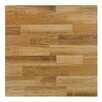 "EliteTile Prospero 17.75"" x 17.75"" Ceramic Wood Tile in Brown"