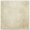 "EliteTile Bartolo 9.5"" x 9.5"" Porcelain Leather in Natural"