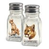 American Expedition Mountain Lion Salt and Pepper Shaker
