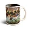 American Expedition Mallard Collage Coffee Mug