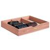 Woodlore Tie Box