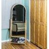 Corner II LTD Tivoli Bamboo Freestanding Mirror