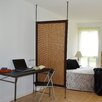 """Versailles Home Fashions 68"""" x 38"""" Bamboo 1 Panel Room Divider"""