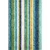 Liora Manne Newport Seaside Vertical Stripe Indoor/Outdoor Area Rug
