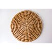 Couleur Nature Round Sea Grass Placemat