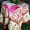 Couleur Nature Poppies Dining Linen Collection