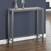 Monarch Specialties Inc. Paula Console Table