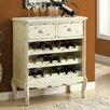 Monarch Specialties Inc. 18 Bottle Wine Rack