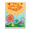 Stupell Industries The Kids Room You Are My Sunshine Rectangle Wall Plaque