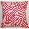 Creative Home Wild Life Cotton Throw Pillow