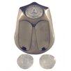 Danco Universal Metal Handle with Button
