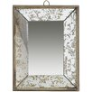 A&B Home Group, Inc Tray Wall Mirror