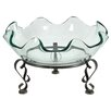 A&B Home Group, Inc Decorative Bowl with Stand