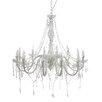A&B Home Group, Inc 12 Light Crystal Chandelier