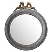 A&B Home Group, Inc Golden Bow Wall Mirror
