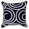 A&B Home Group, Inc Embroidered Throw Pillow (Set of 2)