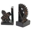 A&B Home Group, Inc Gear Bookends