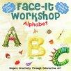 Molla Space, Inc. Face-It Workshop Alphabet Art Kit
