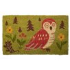 TAG Oscar Owl Doormat