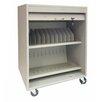 Sandusky Cabinets Laptop Storage Cart
