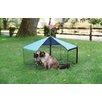 Kittywalk Systems The Carousel™ Outdoor Pet Playpen