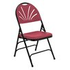National Public Seating Series 1100 Fan-Back Polyfold Chair (Set of 4)