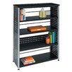 "Safco Products Company Scoot 47"" Standard Bookcase"