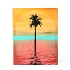 Menaul Fine Art Surreal Palm Limited Edition by Scott J. Menaul Graphic Art on Wrapped Canvas