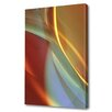 Menaul Fine Art 'Musings Natural' by Scott J. Menaul Graphic Art on Wrapped Canvas