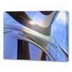 Menaul Fine Art 'Skyware Horizontal' by Scott J. Menaul Graphic Art on Wrapped Canvas