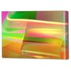 Menaul Fine Art 'Orchid Currents' by Scott J. Menaul Graphic Art on Wrapped Canvas
