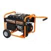 Generac Portable 6,500 Watt Gasoline Generator with Wheel Kit