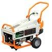 Generac Portable 3,750 Watt Liquid Propane Generator with Wheel Kit