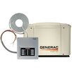 Generac Guardian PowerPact 7 kw Air Cooled Automatic Home Standby Generator with 50 Amp 8 Circuit Transfer Switch and Whip