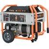Generac Portable 8,750 Watt Gasoline Generator with Electric Start