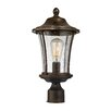 Elk Lighting Morganview 1 Light Outdoor Lantern Head