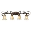 Elk Lighting Regency 4 Light Bath Vanity Light