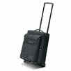 """Jelco Padded Hard Side Wheeled Projector Case with Removable Laptop Case: 22"""" H x 14"""" W x 11"""" D"""