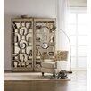 Hooker Furniture Melange Show-Off Display Stand