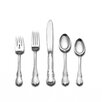 Towle Silversmiths Sterling Silver French Provincial 46 Piece Flatware and Serving Set