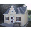 Little Cottage Company Victorian Large Playhouse Kit with No Floor