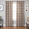 Softline Home Fashions Calika Single Curtain Panel