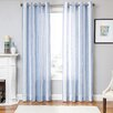Softline Home Fashions Pacifica Single Curtain Panel