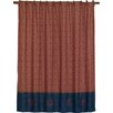 HiEnd Accents Wrangler Shower Curtain