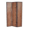 "Screen Gems 71"" X 47"" Java 3 Panel Room Divider"