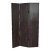 "Screen Gems 71"" X 47"" Sonoma 3 Panel Room Divider"