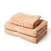 Calcot Ltd. All American Cotton Line 3 Piece Towel Set