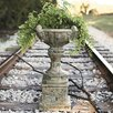 Creative Co-Op Chateau Round Urn Planter